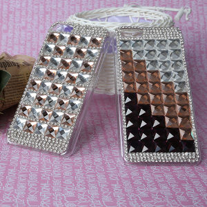 New Hot Products for 2015 Diamond Case Bling Phone PC Case with Colorful Rhinestone for Oppo N1mini/R829/R3007/X9007