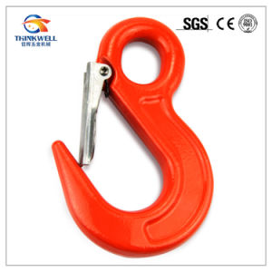 Hot Sale Forged Steel High Tensile Hook /Plate Hook/C Style Hook pictures & photos