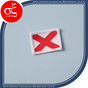 Souvenir Embroidered Patches Cool Medal Custom School Badges Patch Embroidery pictures & photos
