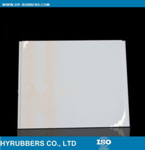 Colombia Popular Glossy White PVC Wall Panel pictures & photos