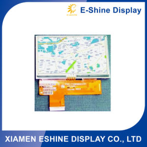 4.3 TFT resolution 480X272 high brightness 250mcd for Map Display pictures & photos