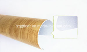 German Good Quality Waterproof Anti-Slip Fireproof PVC Vinyl Laminate Flooring pictures & photos