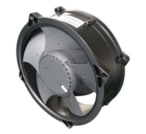 200X200X70mm Aluminum Housing Plastic Impeller DC Axial Fan pictures & photos