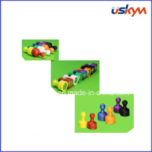 Magnetic Push Pin, Push Pin Lock, Safety Pin pictures & photos