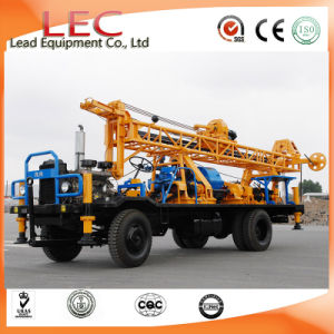 Diesel Engine Driven Trailer Well Drilling Machine pictures & photos