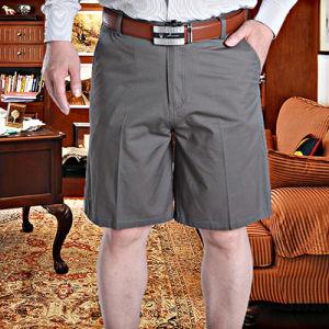 2016 New Design Wholesale Custom Man Slim Fit Cotton Fashion Short Pants pictures & photos