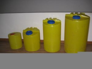 40-6000L Chemical Dosing Plastic Tank for Water Treatment pictures & photos