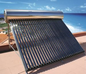 Pressurized Solar Water Heater for Mexico City pictures & photos