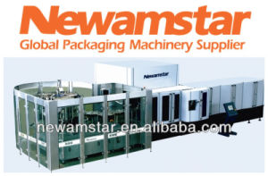 Blowing/ Filling/ Capping Combiblock