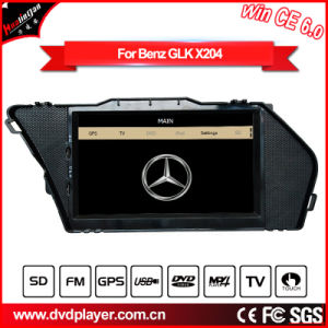 Windows Ce Car DVD Player for Benz Glk X204 Radio GPS Nagivation DVD Player Hualingan pictures & photos