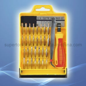32PCS in 1 CRV Multifunction Precision Screwdriver (624032) pictures & photos