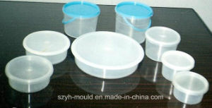 Plastic Thin Wall Food Container Packaging Mould