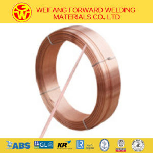 Saw H08A Submerged Arc Welding Wire Welding Wire pictures & photos