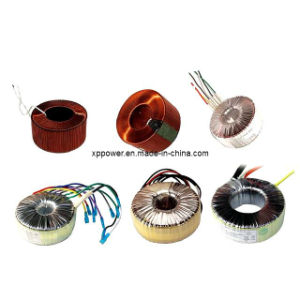 Costumed Toroidal Iron Core Power Transformer (XP-TR-C100) pictures & photos