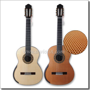 [Winzz]Composite Sandwich Double Nomex Top Classical Guitar (AA1200) pictures & photos