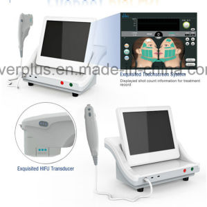 Hifu High Intensity Focused Ultrasound Slimming Machine Hf6 pictures & photos