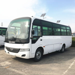 7.5m 35 Seats Passenger Bus with Cummins Engine pictures & photos