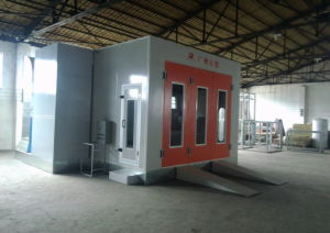 Paint Booth Spray Booth Baking Oven pictures & photos