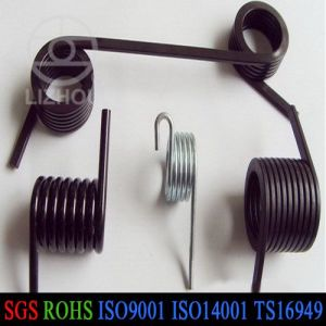 Torsion Springs in Black Coating pictures & photos