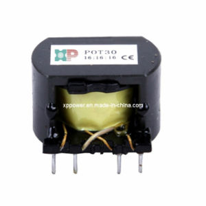 Pot Type High Frequency Power Transformer (XP-HFT-POT30/19) pictures & photos