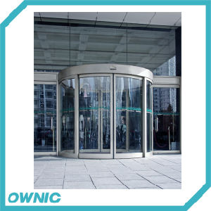 Automatic Curved Sliding Door for Hotels pictures & photos