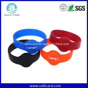 Wholesale Tyvek Disposable Wristbands pictures & photos