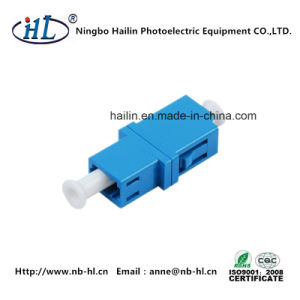 LC/PC Simplex LC Fiber Optic Adapter for Optical Distribution Frame pictures & photos