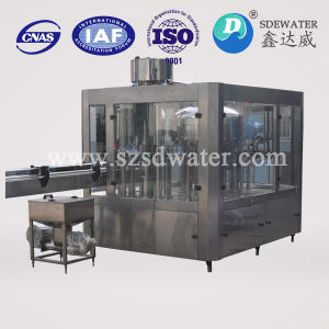 3-in-1 Automatic Bottled Water Filling Machine pictures & photos