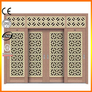 Competitive Price Four Open Stainless Steel Doors pictures & photos