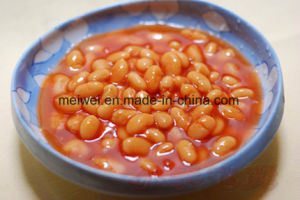 Bean Canned Beans Canned Baked Bean in Tomato Sauce pictures & photos