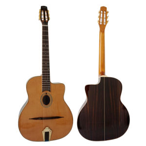 Customized Gypsy Acoustic Guitar for Sale From Aiersi Factory pictures & photos