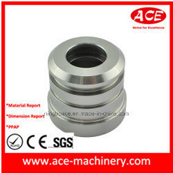 CNC Machining of Precision Hardware Hydraulic Fitting pictures & photos
