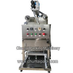 Gas Flushing Tray Sealing Machine pictures & photos