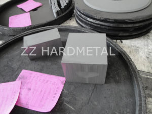 Tungsten Carbide Flats Plates Strips K10 K20 Yg6 Yg8 pictures & photos