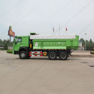 336HP Sinotruk HOWO 6X4 Dump Truck for Sale pictures & photos