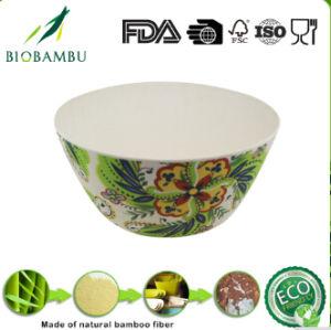 (BC-B1044) Hot-Sell Natural Bamboo Fiber Tableware Bowl Set pictures & photos