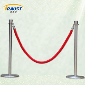 Traditional Velvet Crowd Control Rope & Post Stanchions (RP-35ID) pictures & photos