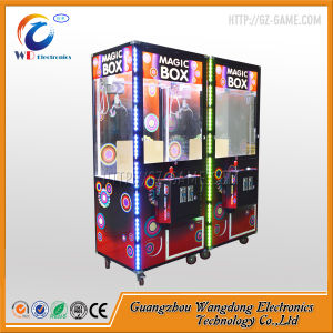 Shopping Mall Hot Sale Doll Crane Claw Machine Selling Dolls pictures & photos