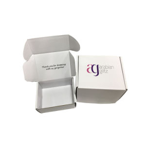 Custom Logo Printed Paper Packaging Box pictures & photos