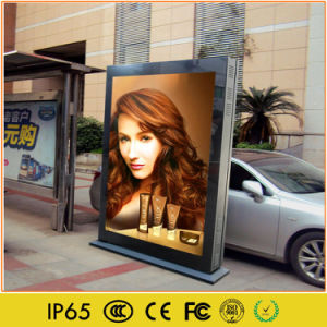 Double Sided Front Maintenance LED Ads Video Screen pictures & photos