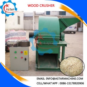 Ce Approved Wood Hammer Crusher Machine pictures & photos