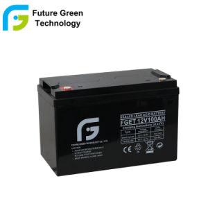 12V200ah Solar Deep Cycle AGM Lead Acid UPS Battery pictures & photos