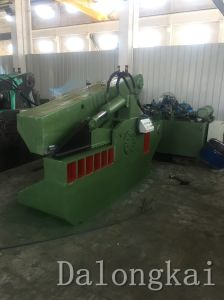 100ton Hydraulic Scrap Metal Shear Machine pictures & photos
