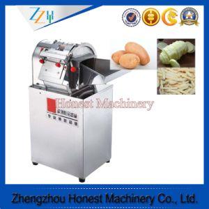 Electric Potato Slicer / Potato Cutter / Potato Cutting Machine pictures & photos