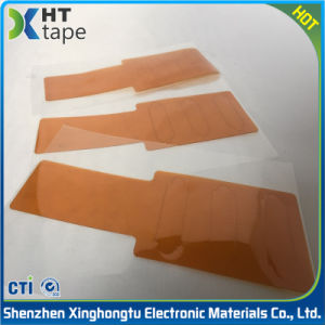 Die Cutting 0.155 mm Thickness Heat Resistant and Insulation Polyimide Tape pictures & photos