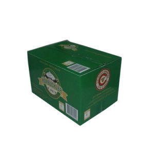 24 Bottles Glass Beer Corrugated Paper Packaging Boxes pictures & photos
