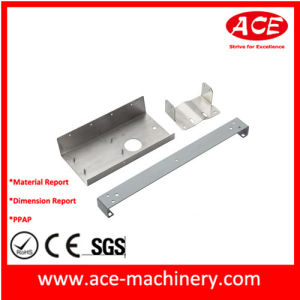 China Manufacture Metal Stamping Telescopic Pole pictures & photos