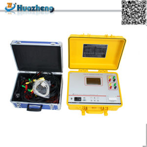 Handle Single/Three Phase Transformer Ratiometer Turns Ratio Tester pictures & photos