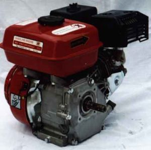 Air Cooled 4-stroke Small Engine (DJ200)