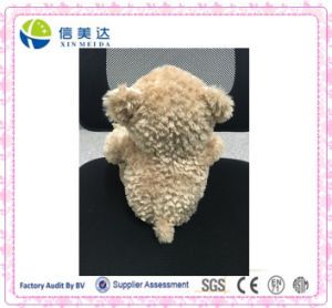 Peek a Boo Electronic Plush Teddy Bear with Mini Blanket pictures & photos